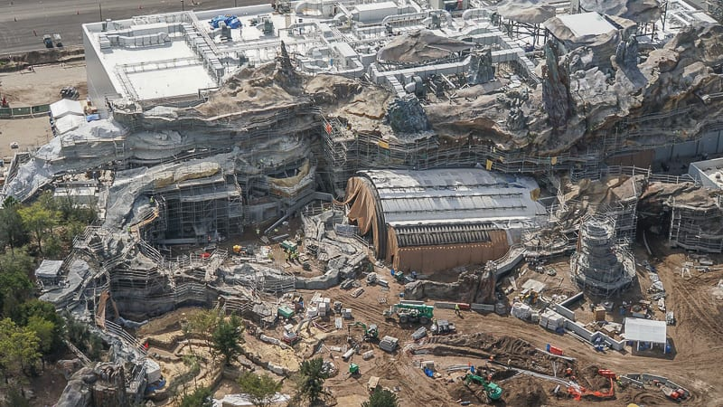 Galaxy's Edge Update February 2019 Rise of the Resistance