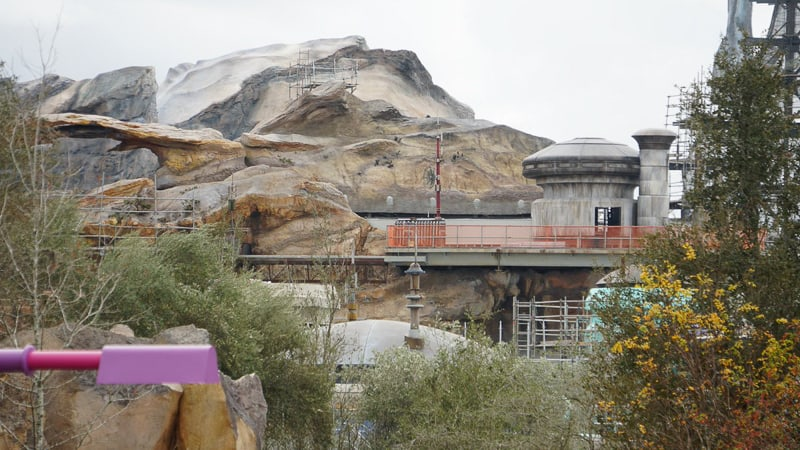 Star Wars Galaxy's Edge Update February 2019 rocks