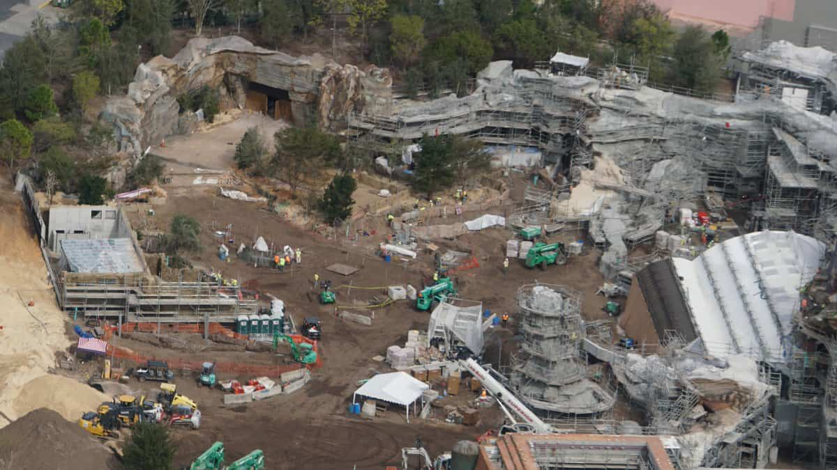 Galaxy's Edge Update February 2019 entrance