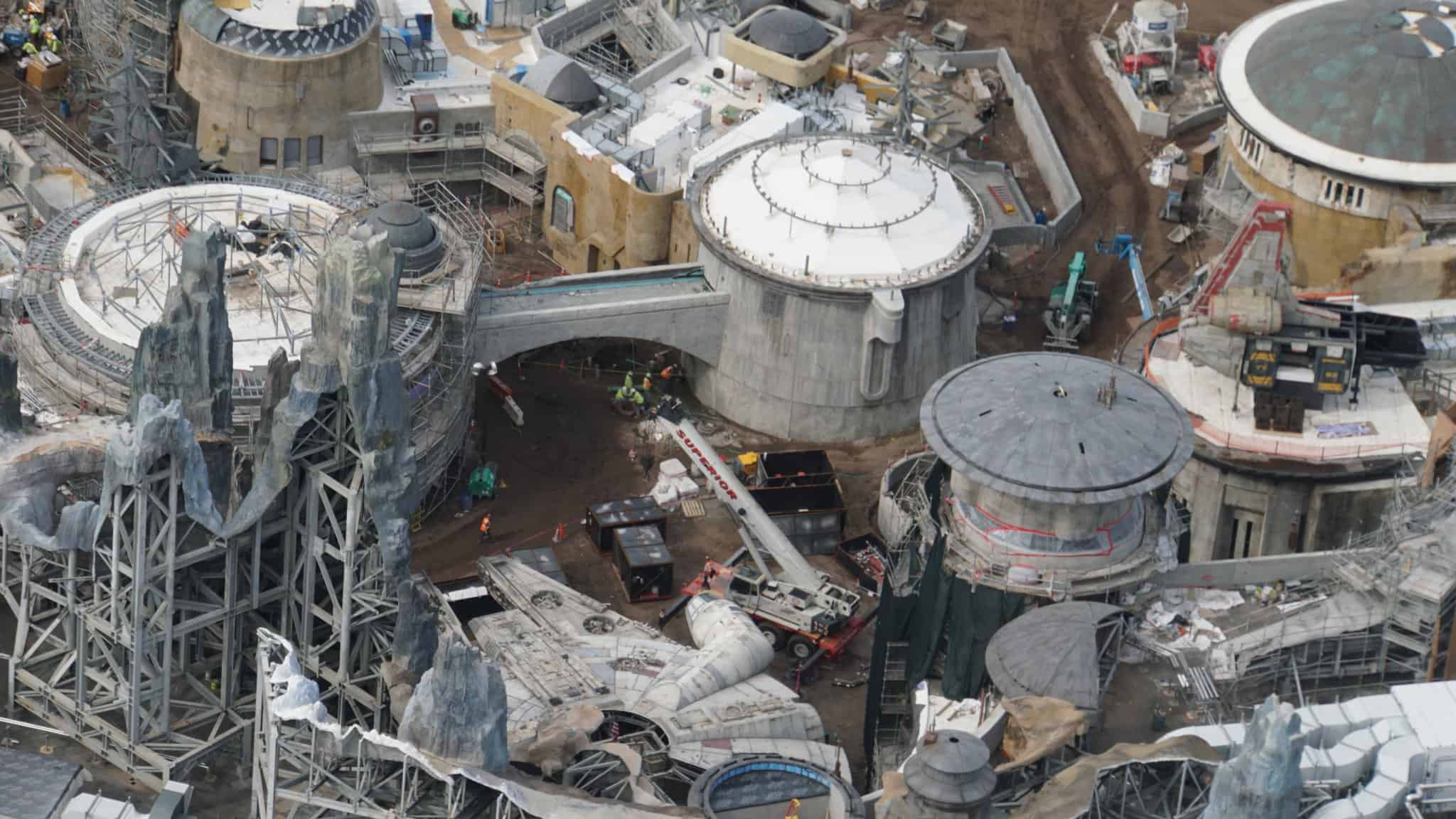 Galaxy's Edge Update February 2019 Black Spire Outpost