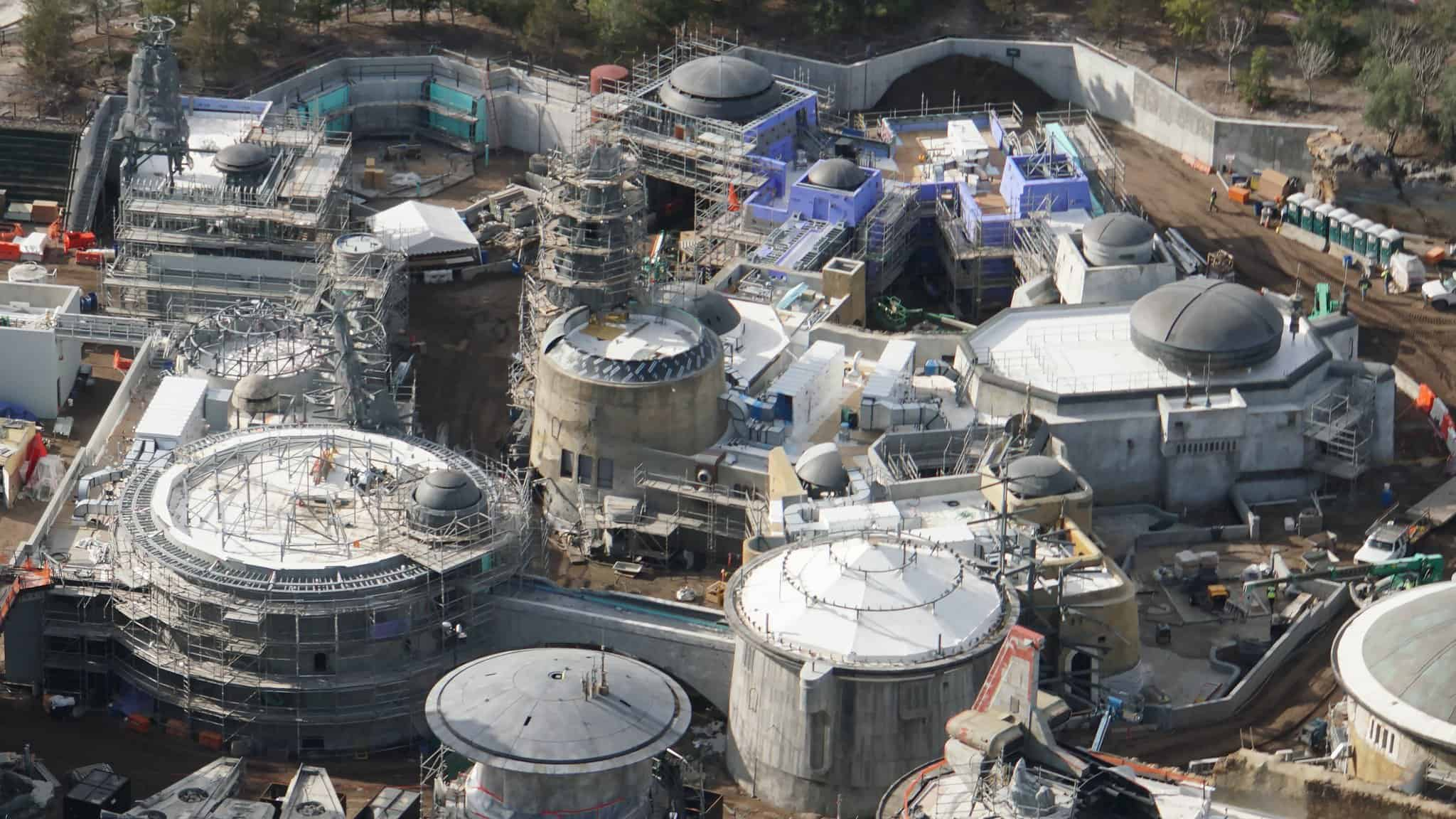 Galaxy's Edge Update February 2019 Black Spire Outpost buildings