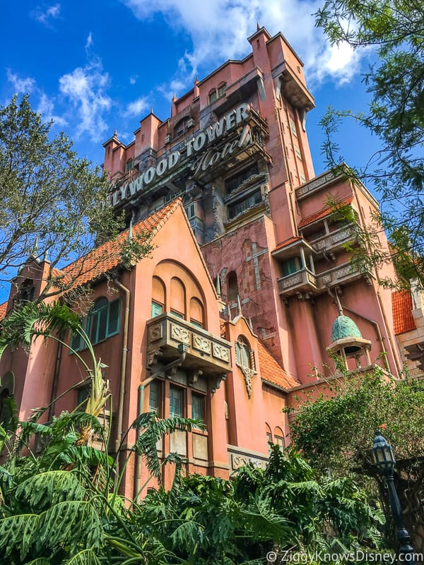 Tower of Terror Getting Refurbishment, Will Operate at Reduced Capacity