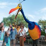 UP! Kevin in Disney's Animal Kingdom