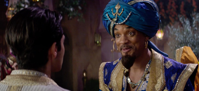 Disney's Live Action Aladdin Trailer