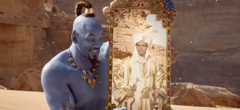 Disney's Live Action Aladdin Trailer
