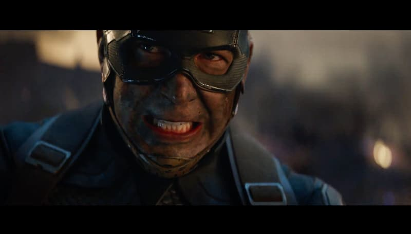 Avengers End Game official trailer Captain America