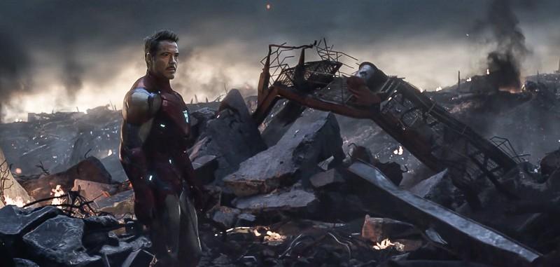 Avengers End Game trailer Iron Man