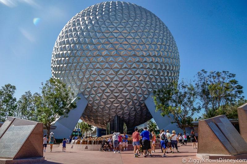 No Smoking at Disney Theme Parks