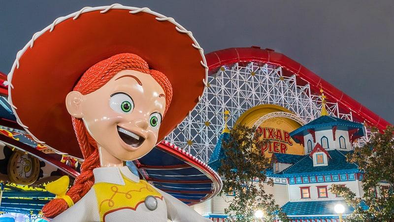 Jessie's Critter Carousel Opening April Disney California Adventure