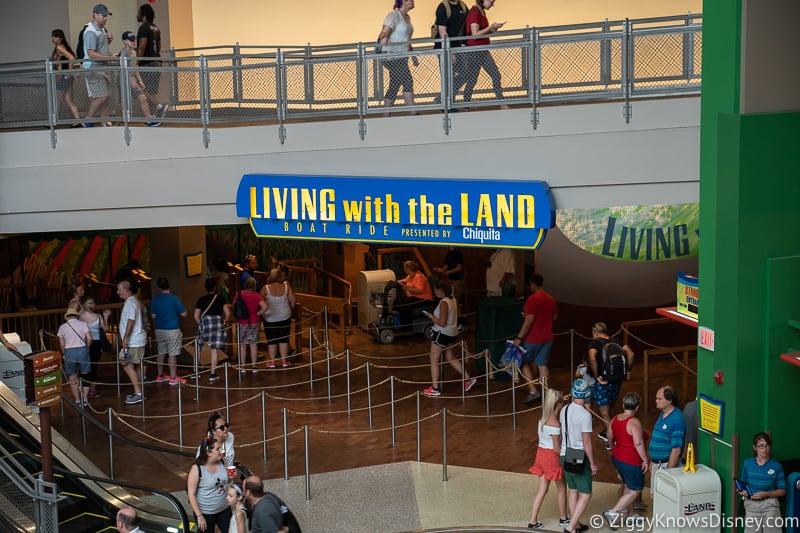 Living with the Land Epcot