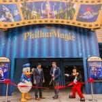 Mickey's Philharmagic Open Disney California Adventure