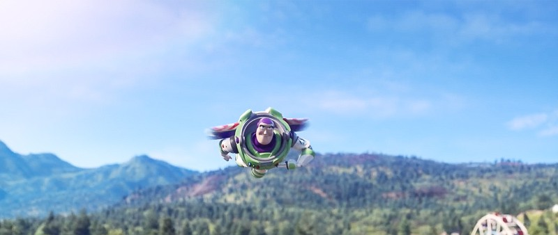 Buzz Lightyear Toy Story 4 Final Trailer