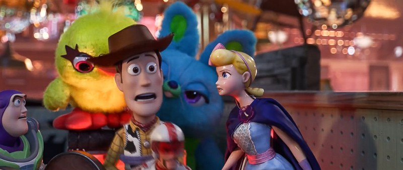 Toy Story 4 Final Trailer woody and bo peep