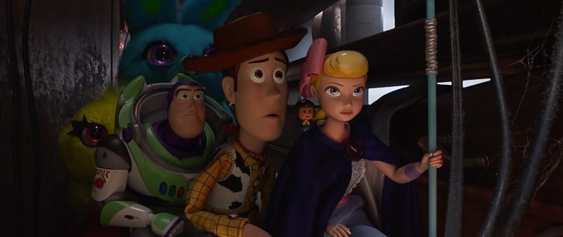 woody and bo peep Toy Story 4 Final Trailer