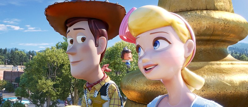 Toy Story 4 Official Trailer