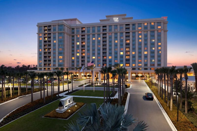 Waldorf Astoria Orlando Disney World extra magic hours