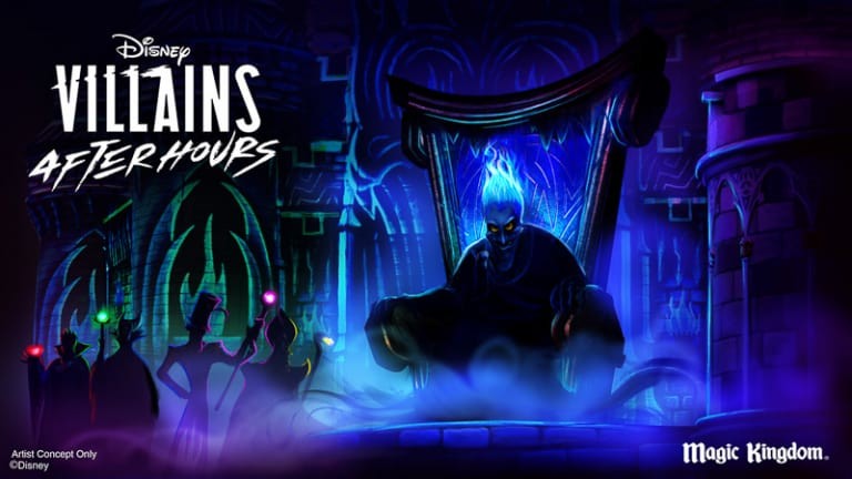 Disney Villains After Hours Event Magic Kingdom