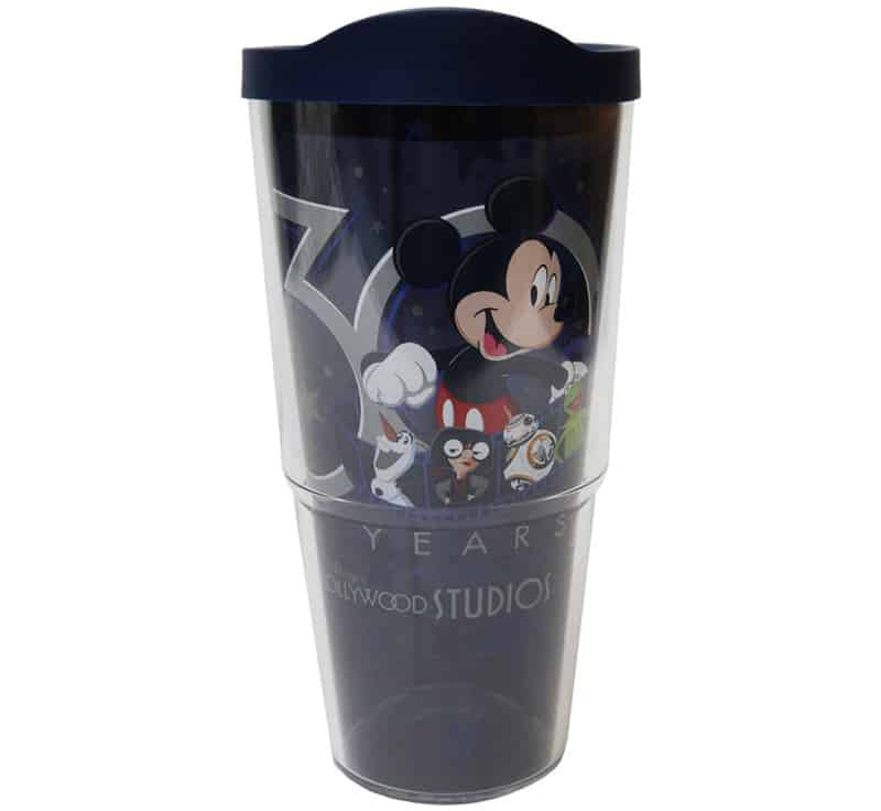 Hollywood Studios 30th Anniversary Celebration cup