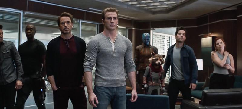 Avengers End Game trailer Avengers Headquarters