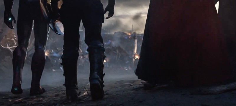 Avengers End Game trailer getting ready to battle Thanos