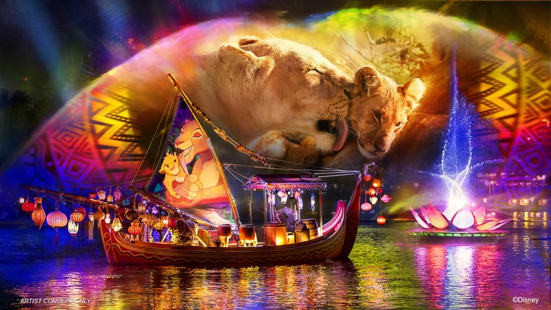 Rivers of Light: We Are One Show