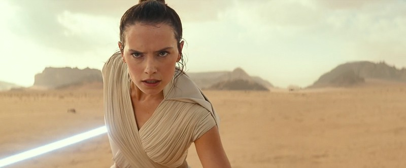 Star Wars The Rise of Skywalker Episode 9 Trailer