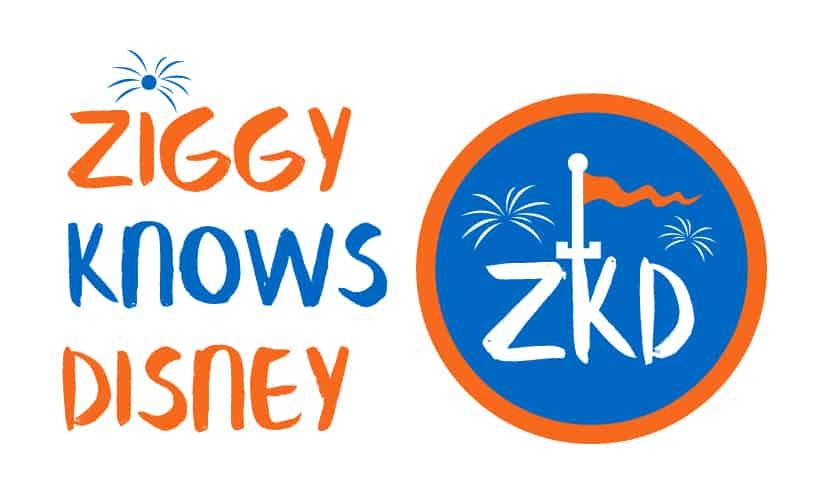 Ziggy Knows Disney