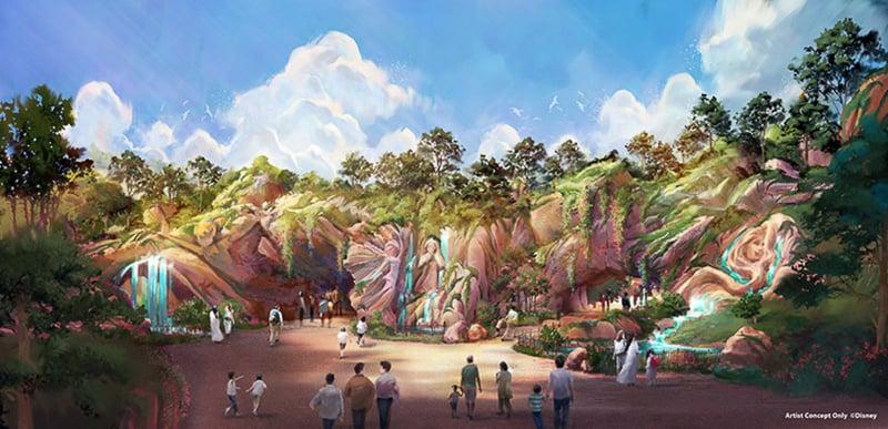 Fantasy Springs Tokyo DisneySea entrance day