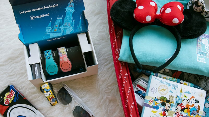 New MagicBand options for Disney World guests and Annual Passholder members