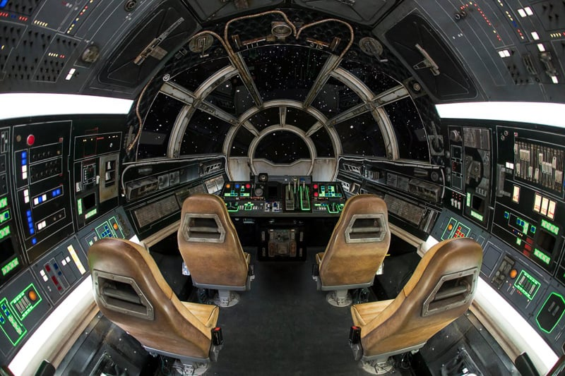 Millennium Falcon Smugglers Run Guide Review Tips
