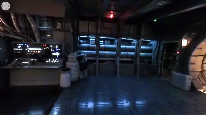 Millennium Falcon Smuggler's Run Video Tour