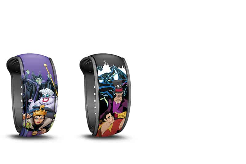 New MagicBand upgrades choices 4