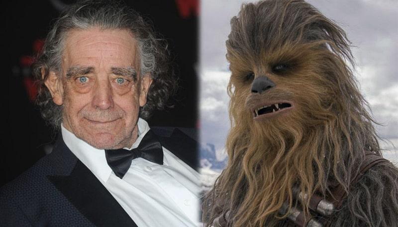 Peter Mayhew Star Wars Chewbacca actor Passes away