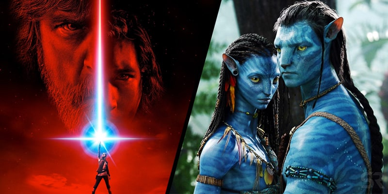 Star Wars and Avatar Sequels Dates