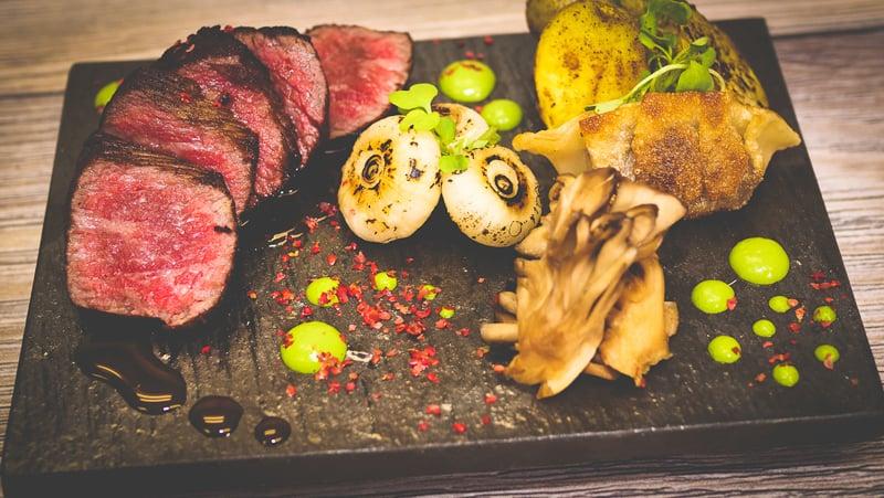 Takumi-Tei menu Wagyu Beef