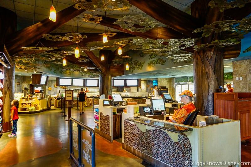 The Mara interior Disney's Animal Kingdom Lodge