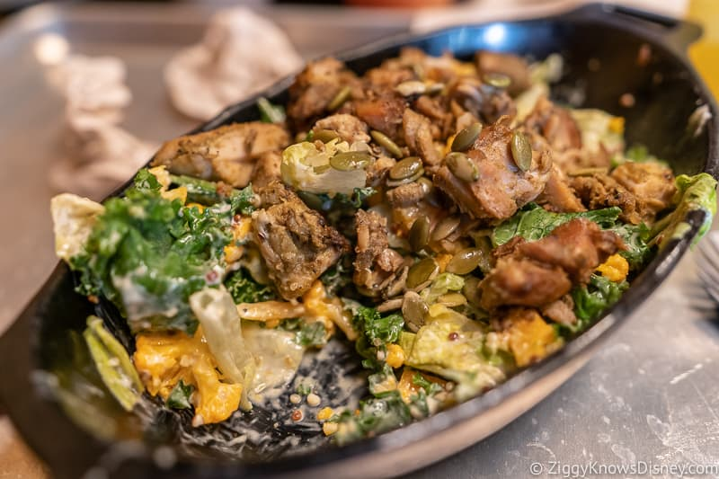 Roasted Endorian Tip Yip Salad Docking Bay 7 Food and Cargo close