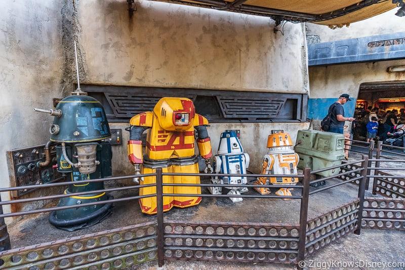 Droid Depot tour