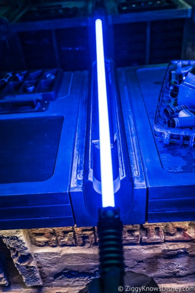 Savi's Workshop Handbuilt Lightsabers Blue Lightsaber