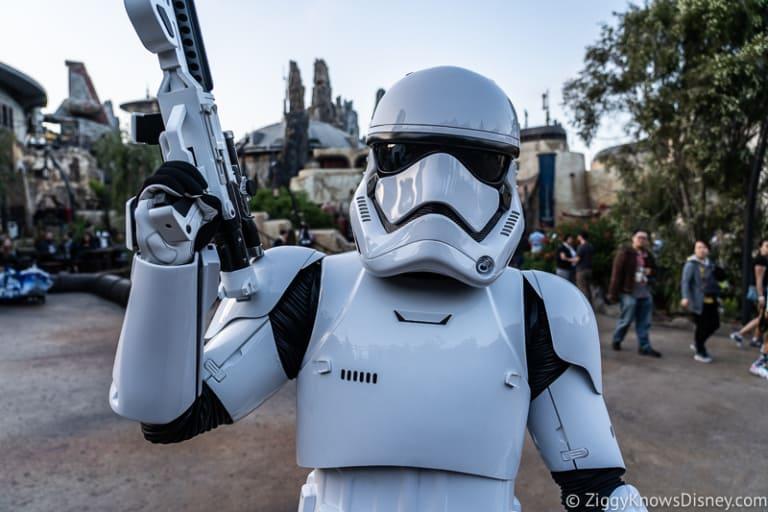 Stormtrooper Star Wars Galaxy's Edge