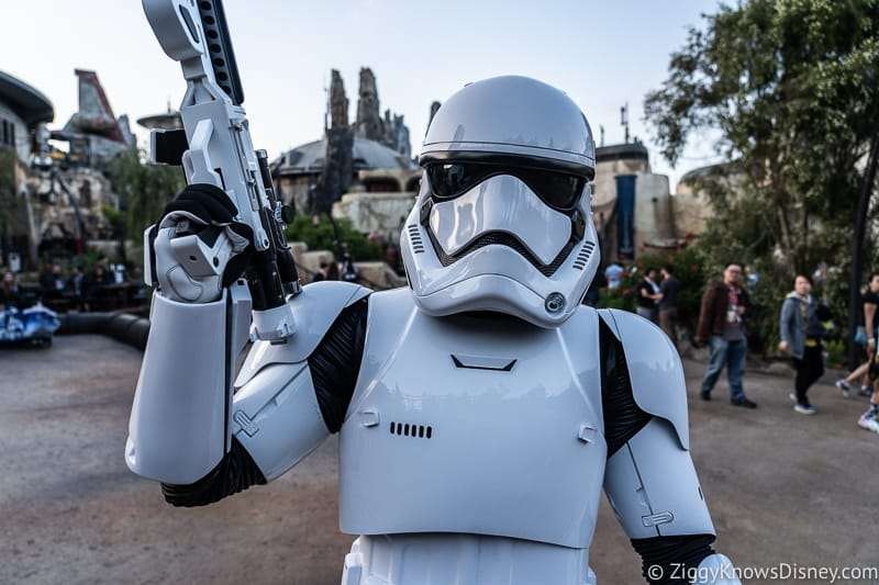 Stormtrooper Star Wars Galaxy's Edge