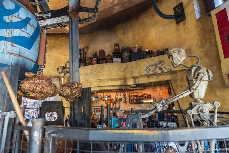 8D-J8 Ronto Roasters Star Wars Galaxy's Edge