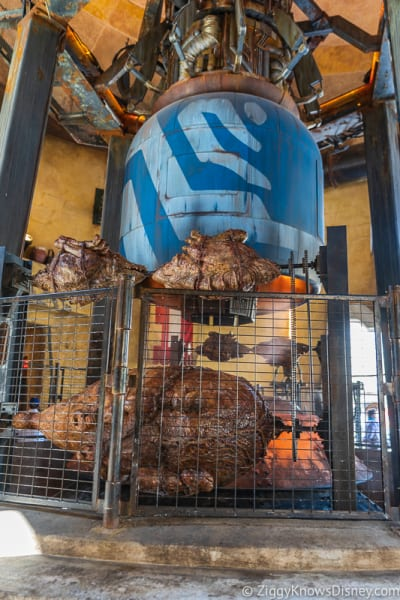 Podracing Engine cooker Ronto Roasters Star Wars Galaxy's Edge