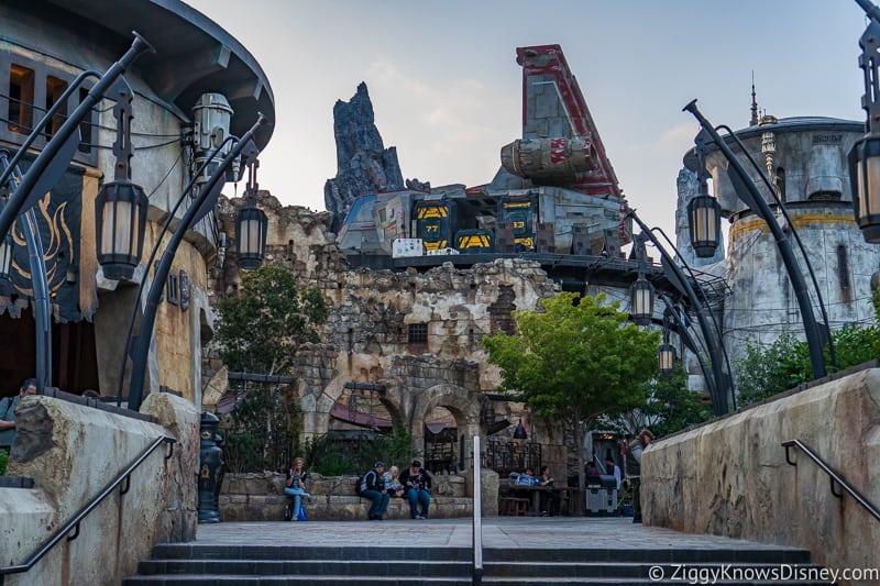 Star Wars Galaxy's Edge Full Walkthrough Disneyland