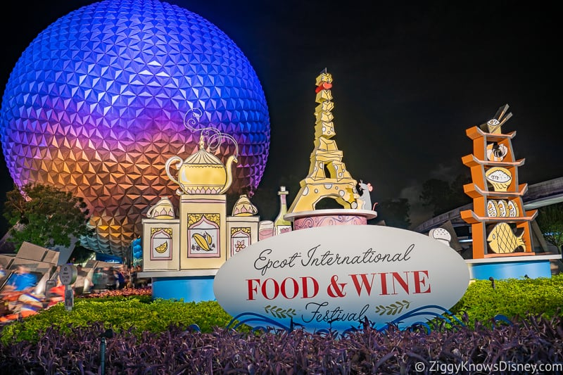 2019 Epcot Food And Wine Festival Ultimate Guide Tips