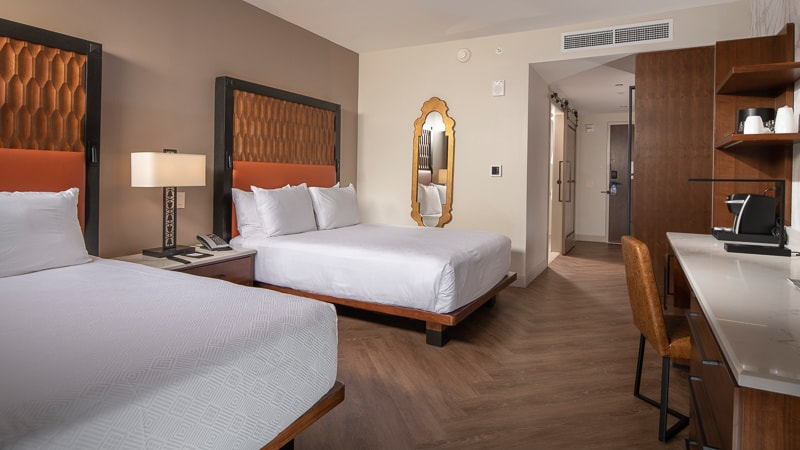Gran Destino Tower rooms 2 beds