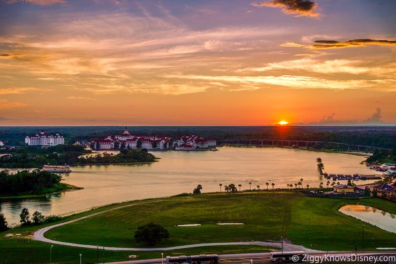 Grand Floridian walkway to Magic Kingdom