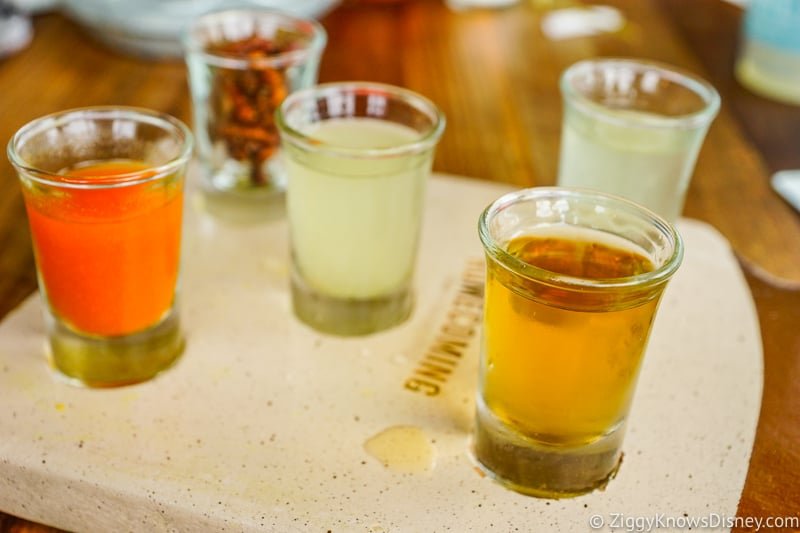 Moonshine Flight at Homecomin in Disney Springs during Free Dining