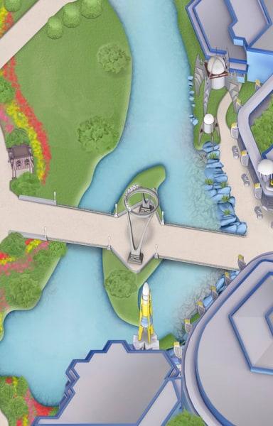 New Tomorrowland entrance sign revealed