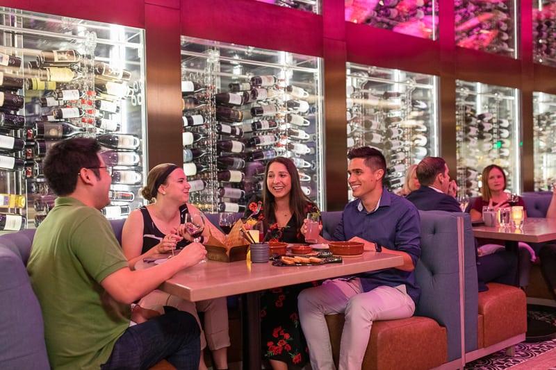 guests at Tolédo – Tapas, Steak and Seafood at Disney's Coronado Springs